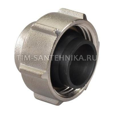 Резьбозажимное соединение для стальных трубок ДУ-15 3/4 -15мм