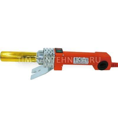 Паяльник для труб ППР мощ-ть 1800Вт, 16-32мм трубчатный