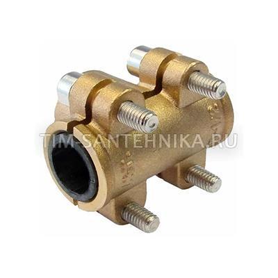 Водоотвод латунный ду-3/4*1/2F*3/4 ST323